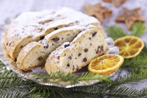 Christmas Stollen – A Traditional Christmas Cake